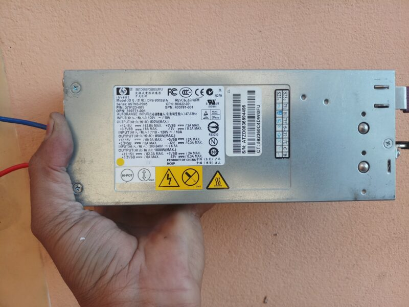 82A Server Power Supply