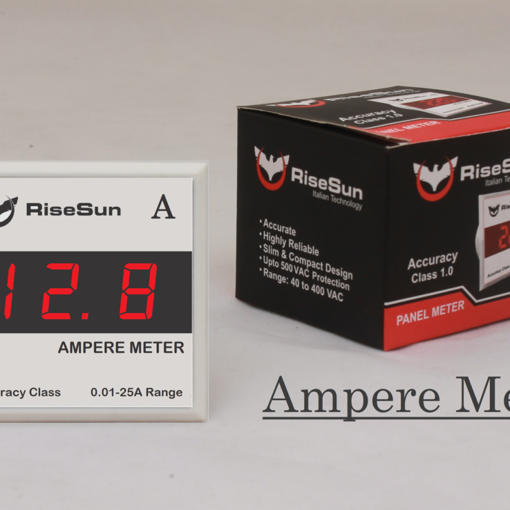 Digital Ampure Meter