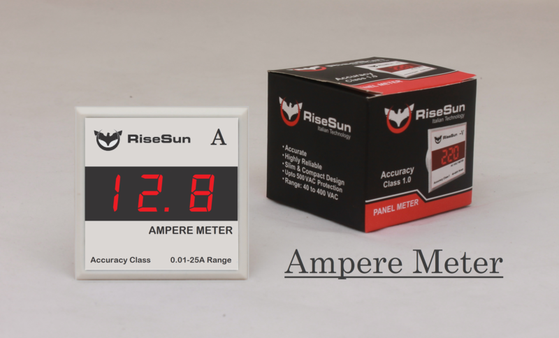 Digital Ampure Meter
