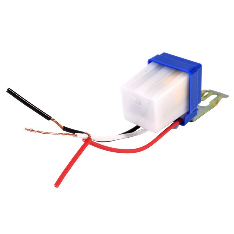 Switch Automatic Auto On Off Photocell Light Switch Dc Ac Manual Guide