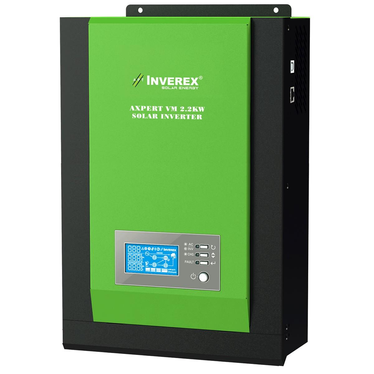Amazing Inverex Axpert Vm 2 2Kw Mppt Solar Inverters Smart E Shop Wiring Digital Resources Inklcompassionincorg