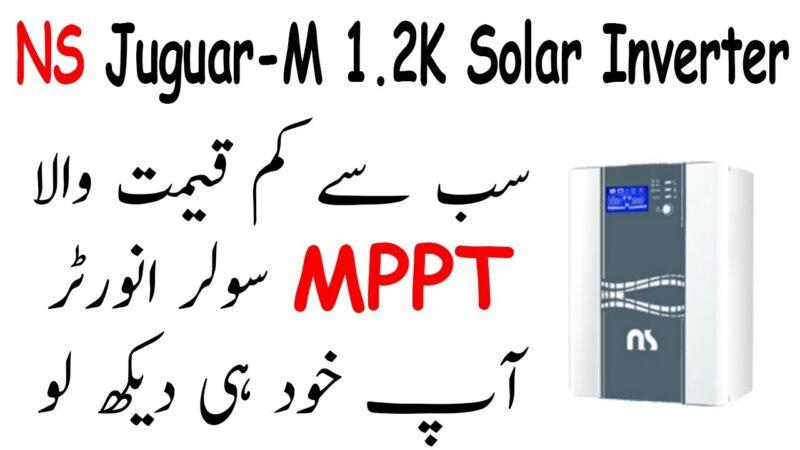 Ns MPPT Inverter